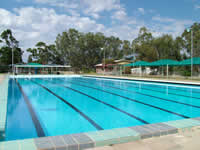 The Town of Northam Swimming Pool