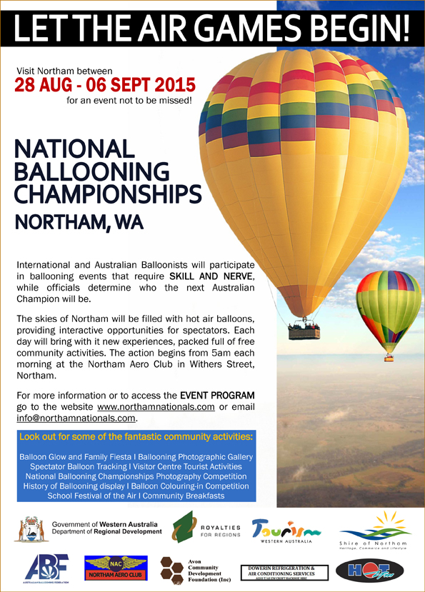 National Balloon Championships 2015