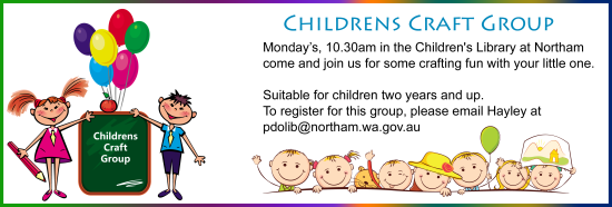 Childrens Craft Group