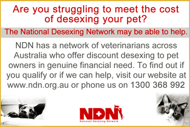 National Desexing Network