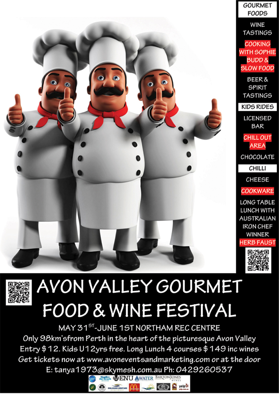 Avon Valley Food & Wine Festival