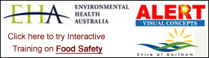 Click here for Interactive Food Safety Training