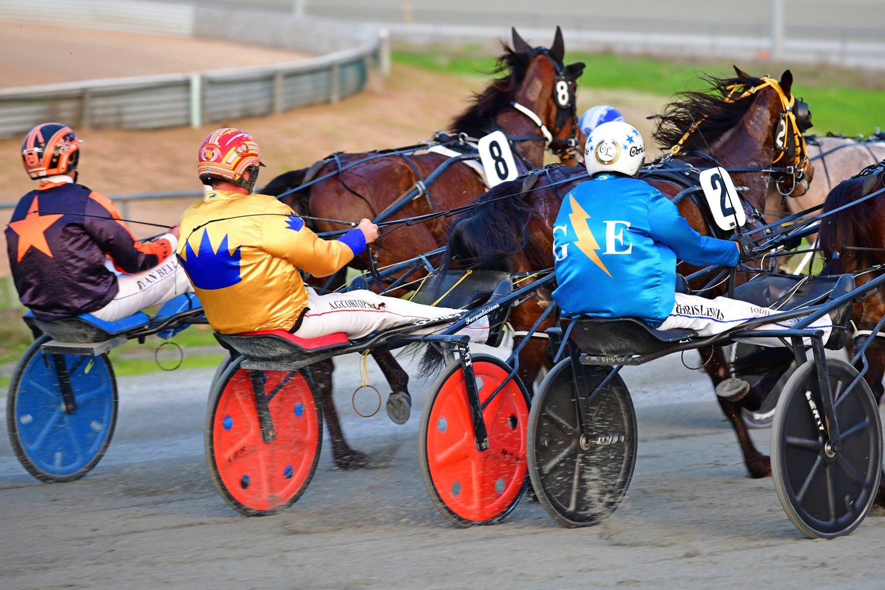 Northam Trots - Clayton 'Boof' Elliott Memorial Night