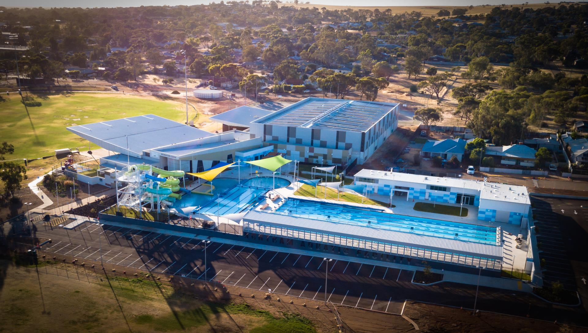Date Set - Northam Aquatic Facility Opening