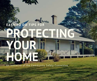 Protecting Your Home against Burglary